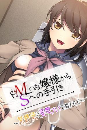 【新着マンガ】ドMお嬢様からSへの手引き ~緊縛姿で変態プレイを頼まれて~のアイキャッチ画像